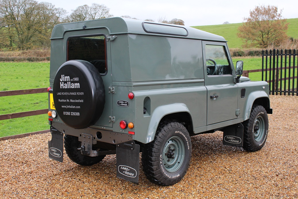 1990 Defender 90 300tdi Hard Top Fully Rebuilt Keswick